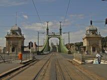 Ponte da liberdade Fotos de Stock Royalty Free