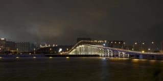 Ponte da noite Foto de Stock