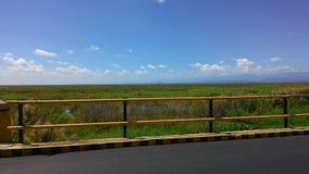 Ponte da nuvem Imagem de Stock
