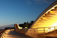 Ponte da onda de Henderson Fotos de Stock Royalty Free