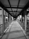Ponte da passagem superior Fotos de Stock
