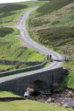 Ponte da rendição, Swaledale Fotografia de Stock