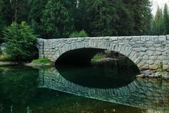 Ponte da sentinela Imagem de Stock Royalty Free