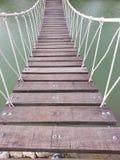 Ponte da suspensão Bridge Fotos de Stock Royalty Free