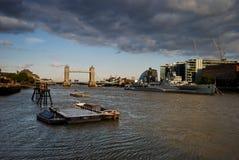 Ponte da torre - 1 Imagens de Stock Royalty Free