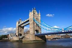 Ponte da torre Foto de Stock