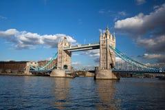 Ponte da torre Fotografia de Stock Royalty Free