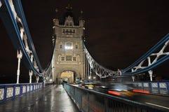 Ponte da torre Foto de Stock Royalty Free