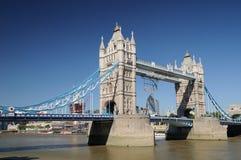 Ponte da torre Imagem de Stock Royalty Free