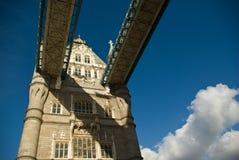 Ponte da torre Fotos de Stock Royalty Free