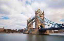 Ponte da torre de Londres, Inglaterra BRITÂNICA Imagens de Stock