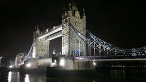 Ponte da torre em Londres video estoque