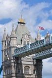 Ponte da torre em Londres - Inglaterra Reino Unido Fotografia de Stock Royalty Free
