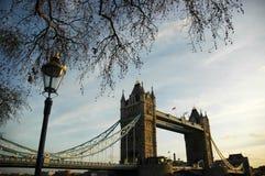 Ponte da torre, Londres Fotografia de Stock