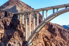 Ponte da uno stato all'altro 93 Fotografie Stock Libere da Diritti