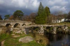 Ponte da válvula Fotografia de Stock Royalty Free
