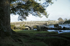 Ponte da válvula de Bellever Imagens de Stock