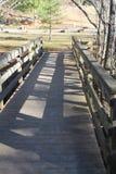 Ponte das sombras foto de stock royalty free