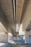 Ponte de abaixo fotografia de stock