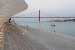 Ponte 25 de Abril Fotos de Stock
