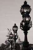 Ponte de Alexander III Imagem de Stock Royalty Free