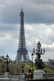 Ponte de Alexander III foto de stock royalty free