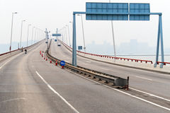Ponte de Amizade, Macao Photographie stock libre de droits