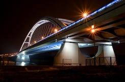 Ponte de Apollo em Bratislava Foto de Stock Royalty Free