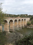 Ponte de ardilla nel Portogallo Fotografia Stock Libera da Diritti