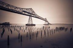 Ponte de Astoria Imagem de Stock