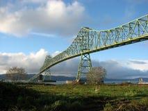 Ponte de Astoria-Megler Fotografia de Stock