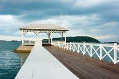 Ponte de Aussadank fotografia de stock royalty free
