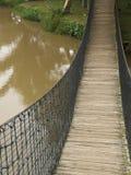 Ponte de balanço Imagens de Stock Royalty Free