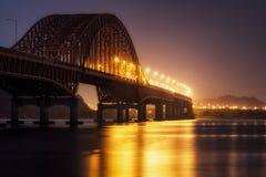 Ponte de Banghwa Fotos de Stock