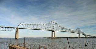 Ponte de Barry do comodoro, Chester, PA Foto de Stock Royalty Free