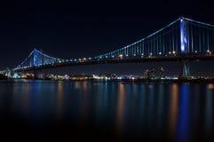 Ponte de Ben Franklin Imagens de Stock