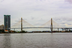 Ponte de Bhumibol fotos de stock