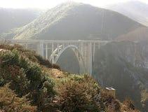 Ponte de Bixby Imagens de Stock