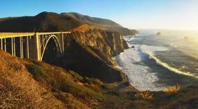 Ponte de Bixby fotografia de stock royalty free