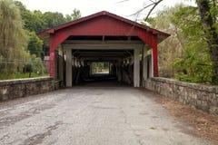 A ponte de Bogert Imagem de Stock
