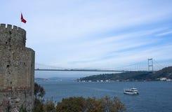 Ponte de Bosphorus Fotos de Stock