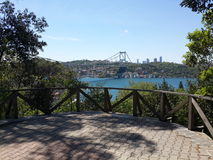 Ponte de Bosphorus Imagem de Stock Royalty Free
