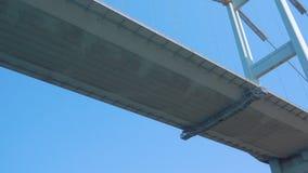 A ponte de Bosphorus em Istambul vídeos de arquivo