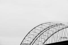Ponte de Brienenoord Imagens de Stock Royalty Free