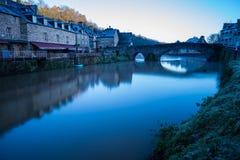 Ponte de Brittany imagem de stock