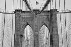 Ponte de Brooklin Imagem de Stock Royalty Free