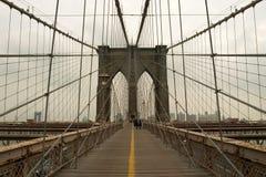 Ponte de Brooklyn fotografia de stock royalty free