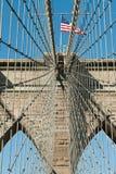 Ponte de Brooklyn Imagem de Stock