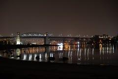 Ponte de Burrard foto de stock royalty free