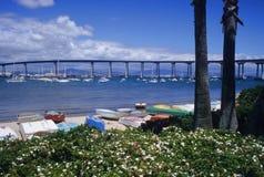 Ponte de Coronado Fotografia de Stock